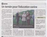 Article dans le Berry